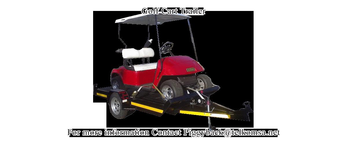 Trailer Trailers Tow Dolly Trailer Bobcat Forklift Trailer Bike Trailer Dou Vereeniging Piggy Back Trailer